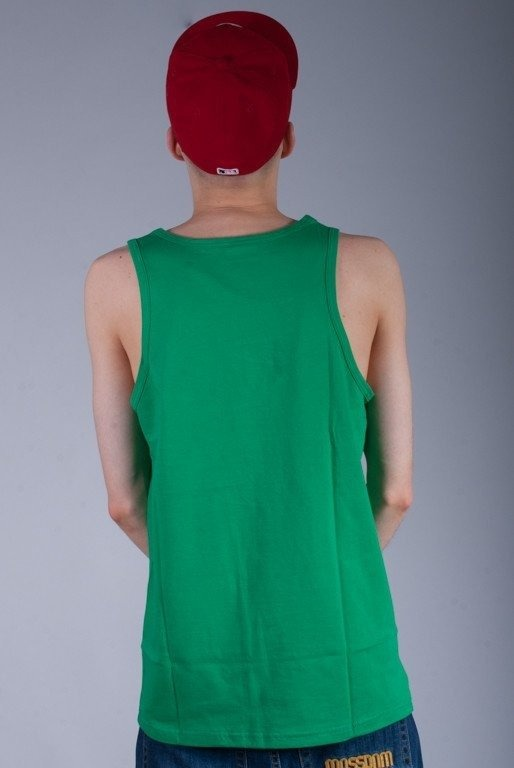 MASS KOSZULKA TANK TOP BASE GREEN