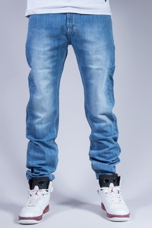 MASS SPODNIE JEANS SIGNATURE LIGHT