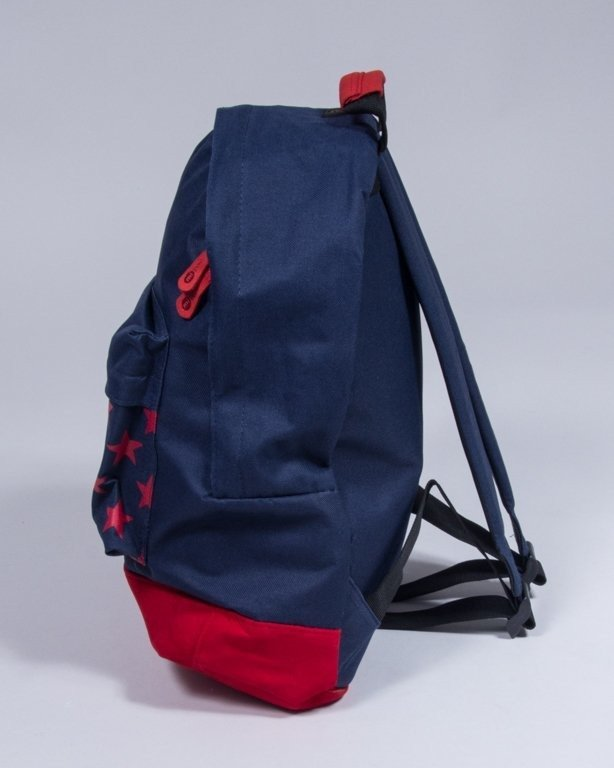 MI PAC BACKPCK STARS NAVY-RED
