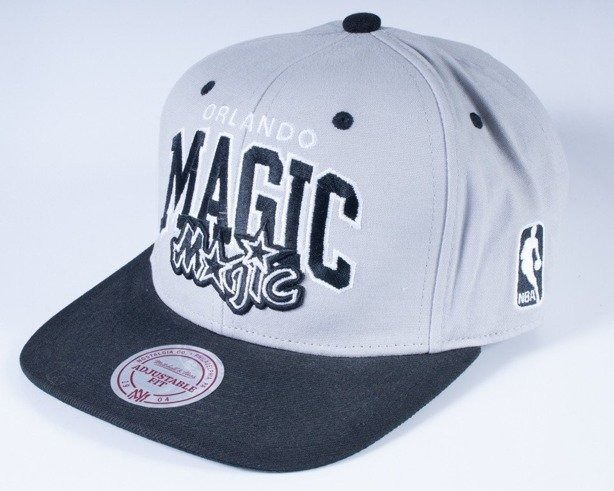 MITCHELL & NESS CZAPKA SNAPBACK EU007 ORLANDO MAGIC