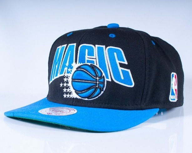 MITCHELL & NESS CZAPKA SNAPBACK NE77Z ORLANDO MAGIC