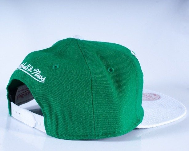 MITCHELL & NESS CZAPKA SNAPBACK NZC82 BOSTON CELITICS