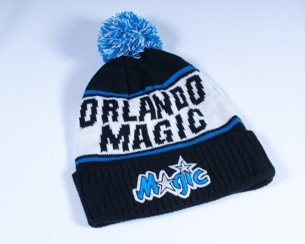 MITCHELL & NESS CZAPKA ZIMOWA EU105 ORLANDO MAGIC