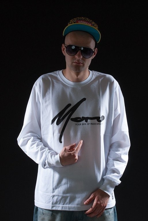 MORO LONGSLEEVE PARIS WHITE