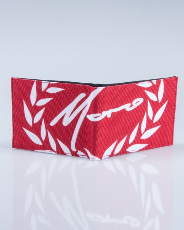 MORO SPORT WALLET LAUR RED