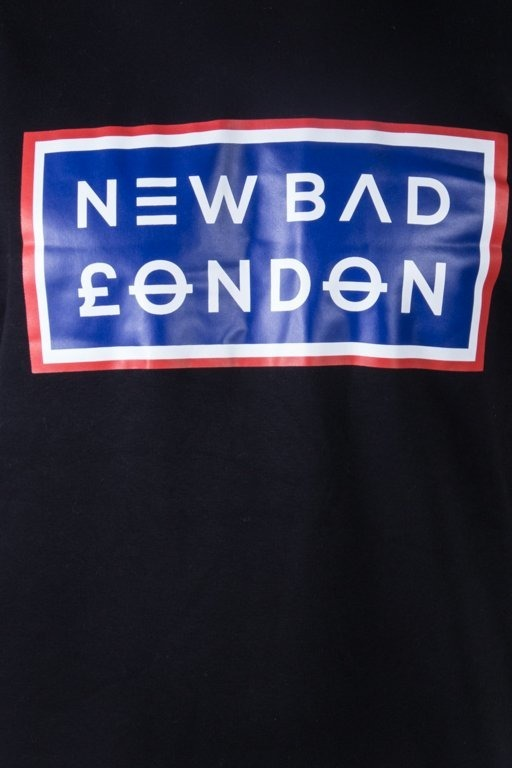 NEW BAD LINE CREWNECK LONDON BLACK