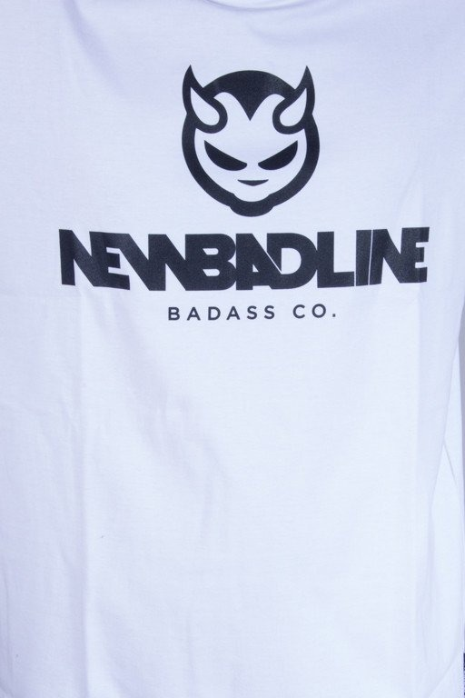 NEW BAD LINE KOSZULKA DEVIL WHITE