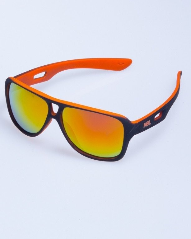 NEW BAD LINE OKULARY BIG INSIDE MIRROR RUBBER 294