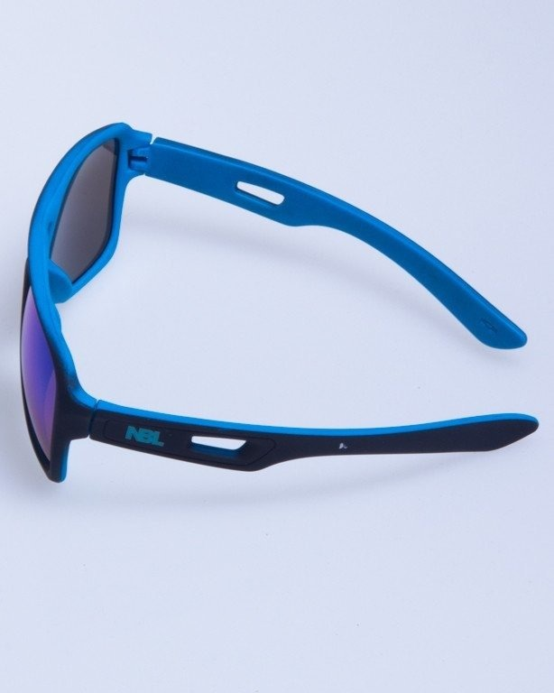 NEW BAD LINE OKULARY BIG INSIDE MIRROR RUBBER 296