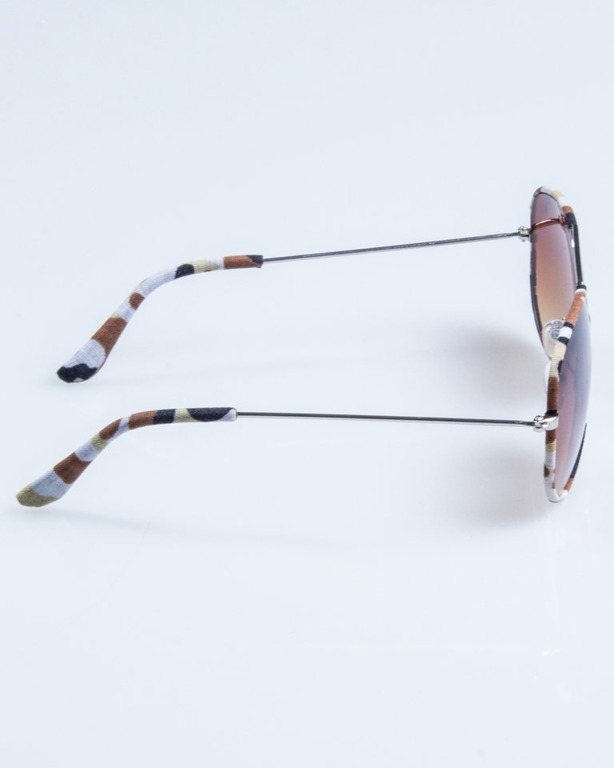 NEW BAD LINE OKULARY CAMO METAL 684