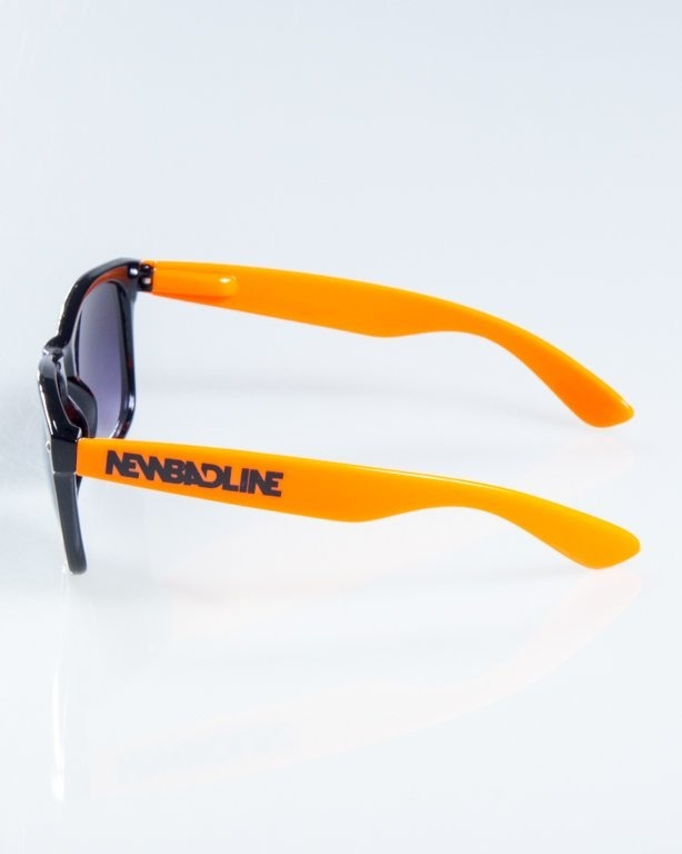 NEW BAD LINE OKULARY CLASSIC HALF 833