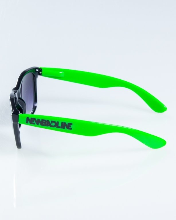 NEW BAD LINE OKULARY CLASSIC HALF 834