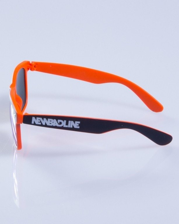 NEW BAD LINE OKULARY CLASSIC INSIDE MIRROR MAT 172