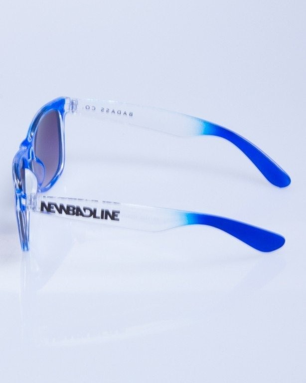 NEW BAD LINE OKULARY CLASSIC SHADOW BLUE 110
