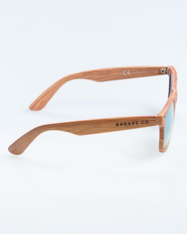 NEW BAD LINE OKULARY CLASSIC WOODY 885