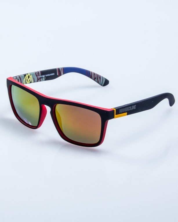 NEW BAD LINE OKULARY COMIX POLARIZED 534