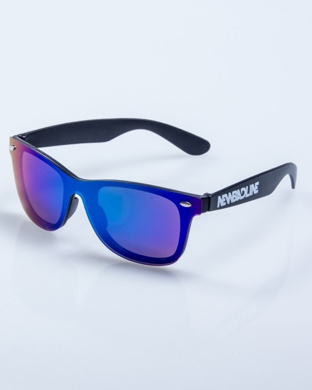 NEW BAD LINE OKULARY ONE GLASS 519