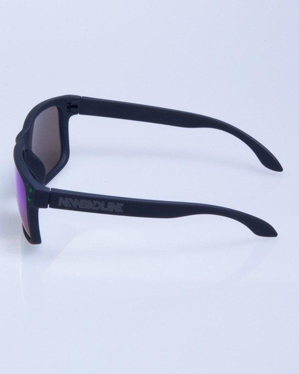 NEW BAD LINE OKULARY QUICK MIRROR RUBBER 273