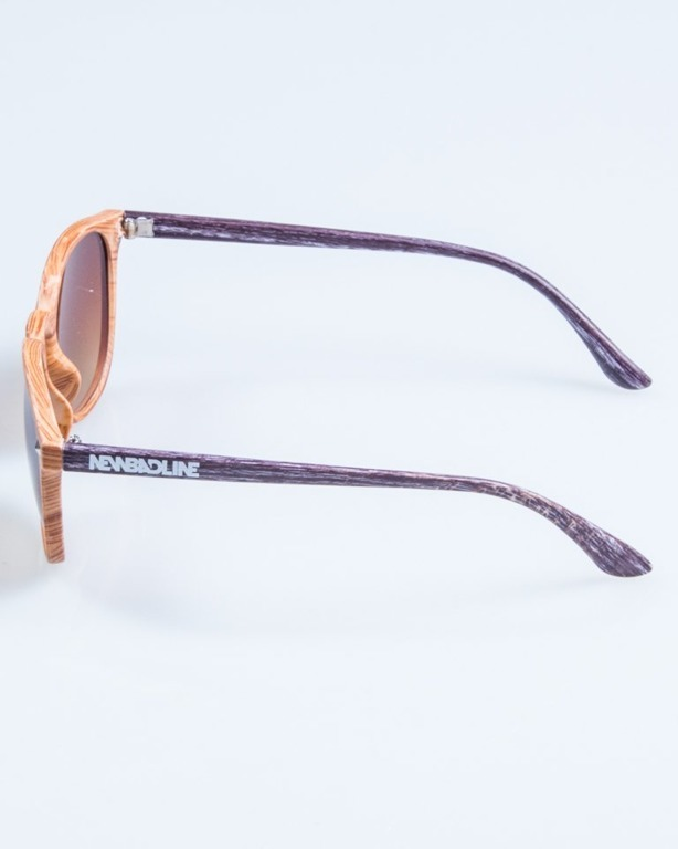 NEW BAD LINE OKULARY WOODY 711