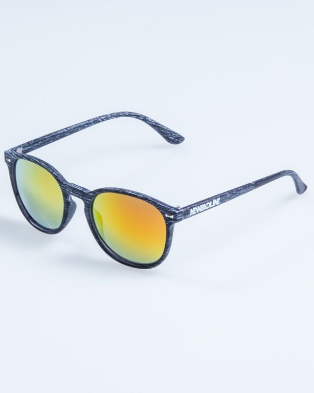 NEW BAD LINE OKULARY WOODY 716