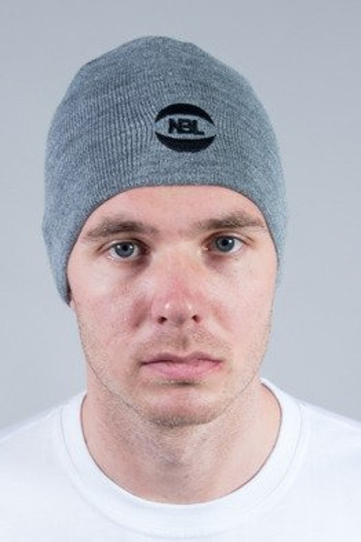 NEW BAD LINE WINTER CAP BASKET GREY