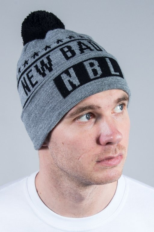 NEW BAD LINE WINTER CAP SWAG GREY