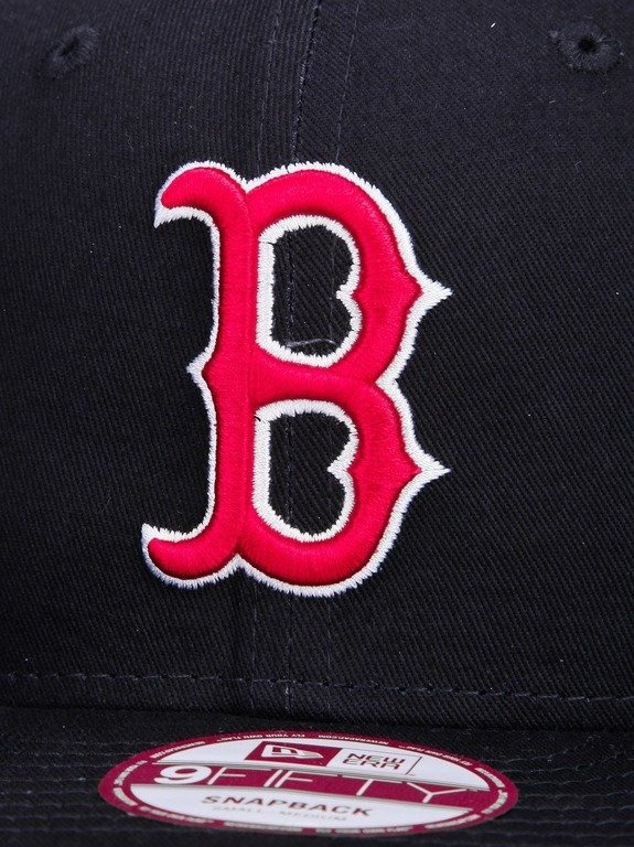 NEW ERA CZAPKA BOSTON RED SOX SNAP
