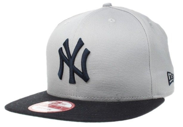 NEW ERA CZAPKA NY NEW YORK YANKEES SNAP COTTON
