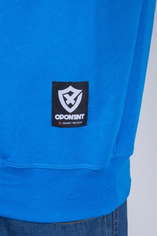 OPONENT CREWNECK ONLY ONE BLUE