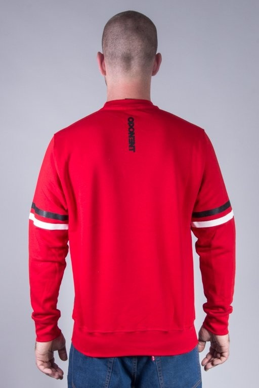 OPONENT CREWNECK ONLY ONE RED