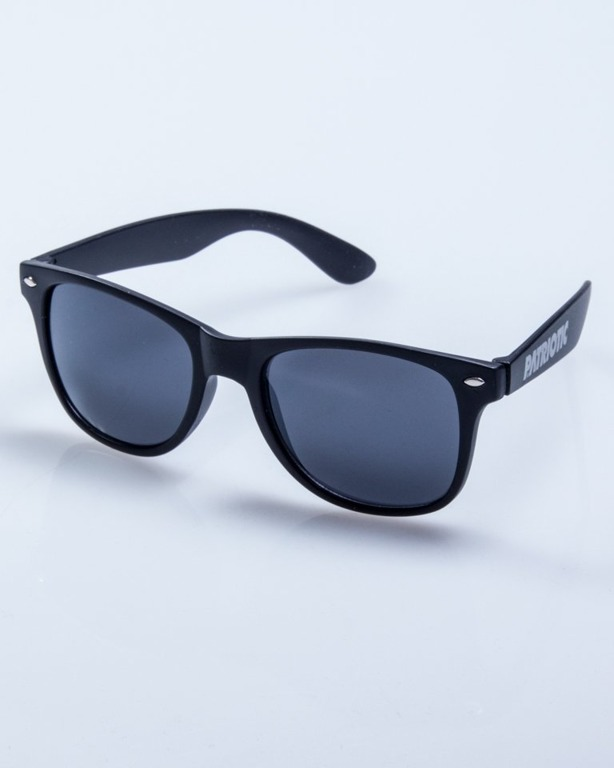 PATRIOTIC OKULARY CLASSIC BLACK-BLACK