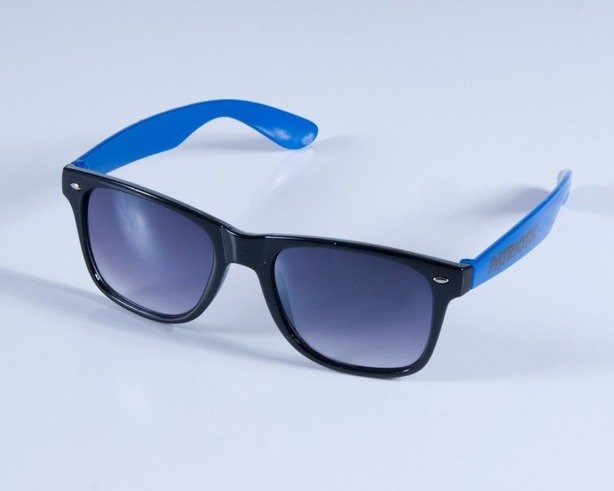 PATRIOTIC OKULARY FUTURA BLUE-BLACK
