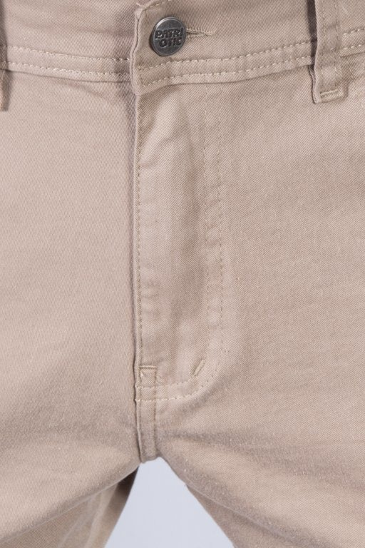 PATRIOTIC PANTS CHINO JOGGER BEIGE