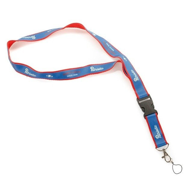 PATRIOTIC SMYCZ LOGO BLUE-RED