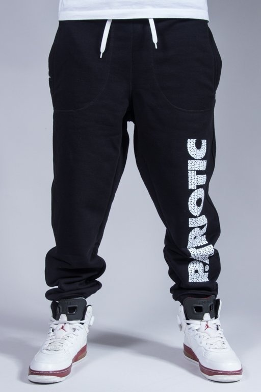 PATRIOTIC SWEATPANTS FUTURA BLACK