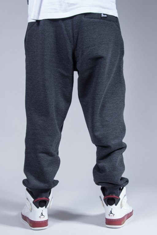 PATRIOTIC SWEATPANTS FUTURA GREY