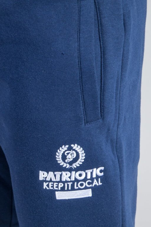 PATRIOTIC SWEATPANTS P LAUR NAVY