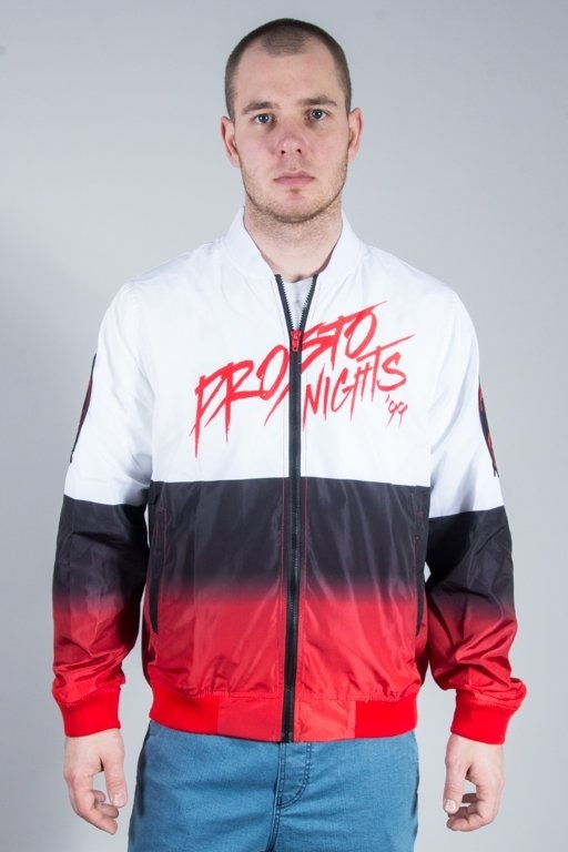 PROSTO JACKET NIGHTS FADING WHITE