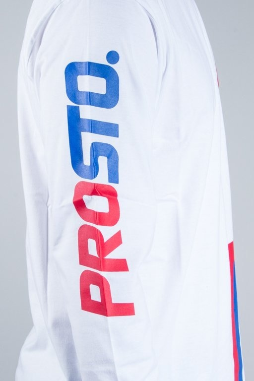 PROSTO LONGSLEEVE INTERCONTINENTAL WHITE