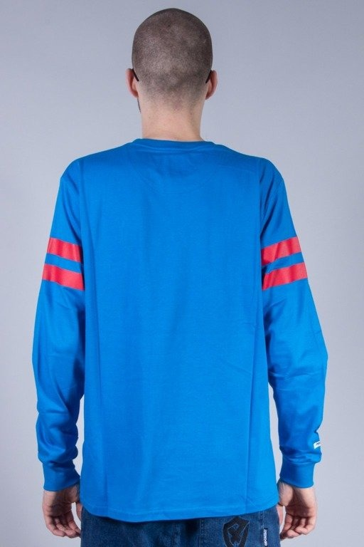 PROSTO LONGSLEEVE STRIPED BLUE