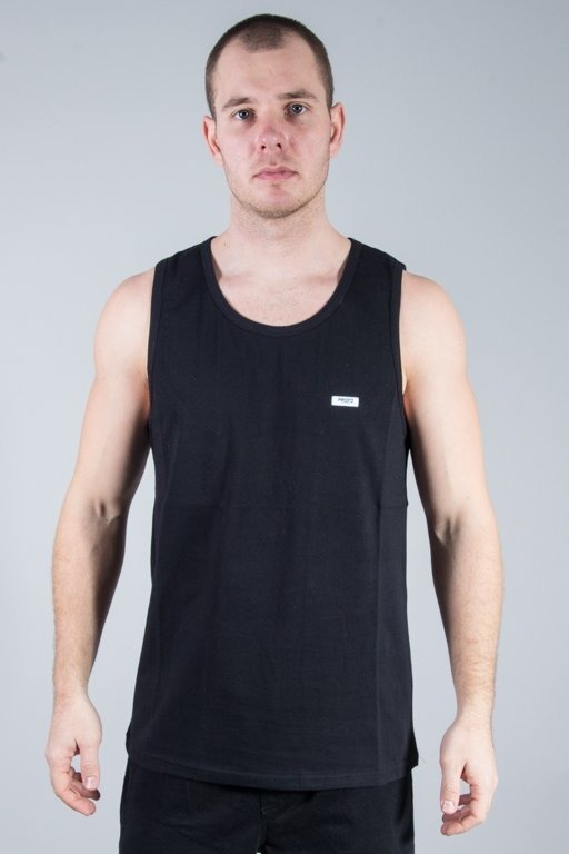 PROSTO TANK TOP BREEZE BLACK