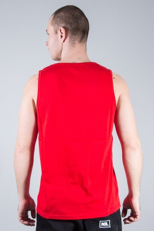 PROSTO TANK TOP BREEZE RED
