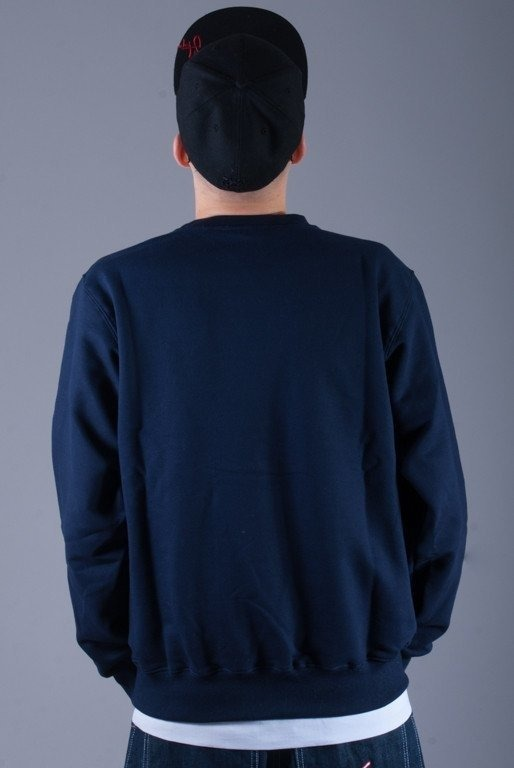 SSG BLUZA BEZ KAPTURA KING NAVY BLUE