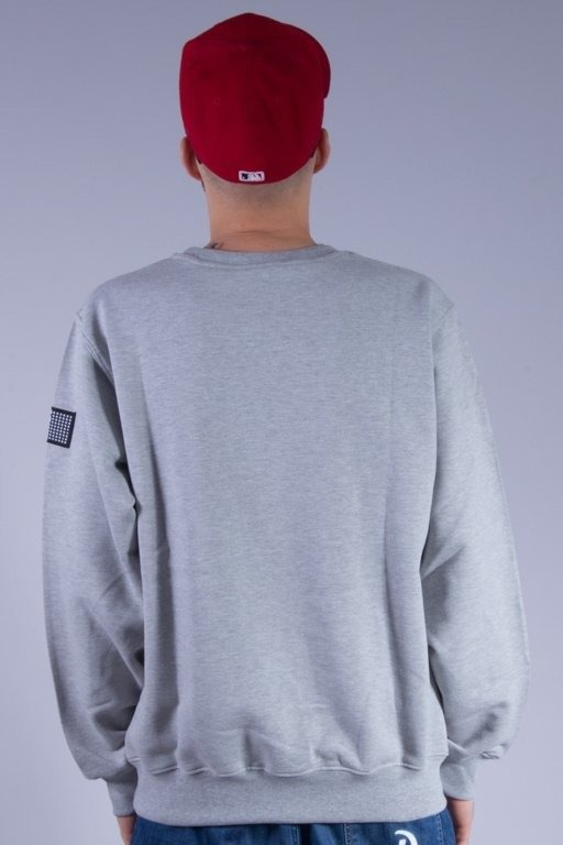 SSG BLUZA BEZ KAPTURA MORO STRIPES GREY