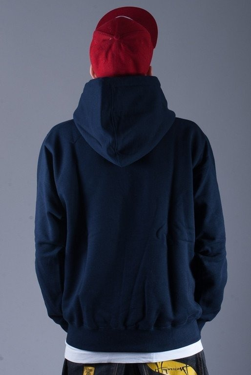 SSG BLUZA Z KAPTUREM SMALL NEW NAVY BLUE