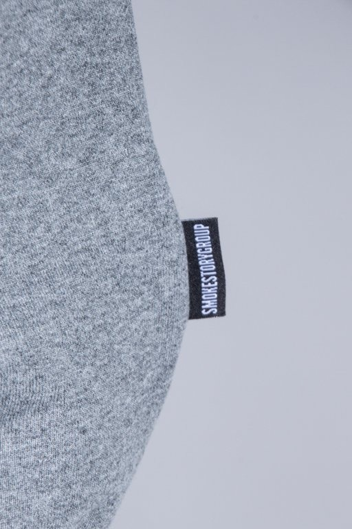SSG CREWECK SMOKE CITY SLEEVES GREY