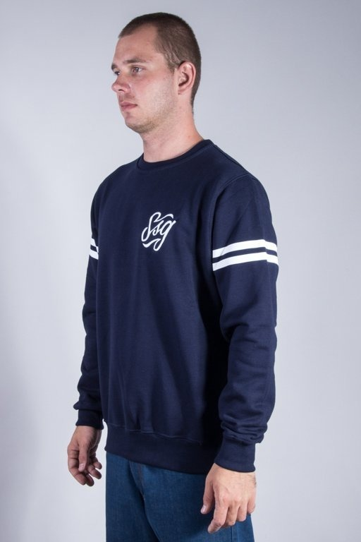 SSG CREWNECK SIMPLE NAVY
