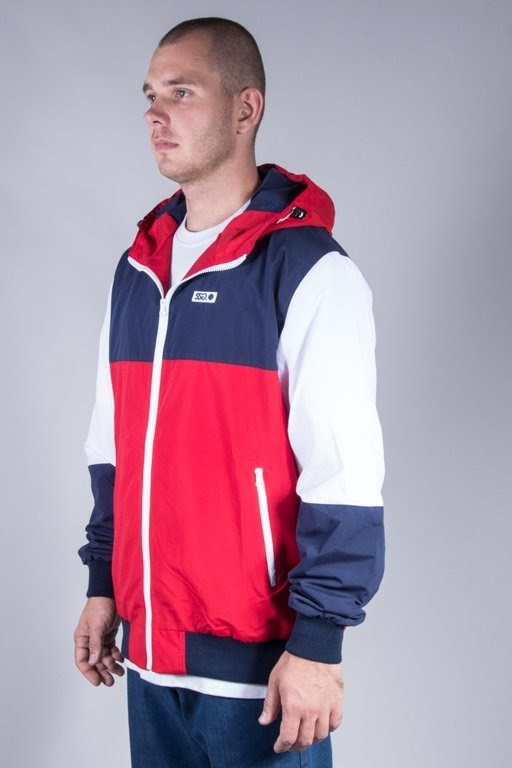SSG JACKET ORTALION DOUBLE COLOR NAVY-RED