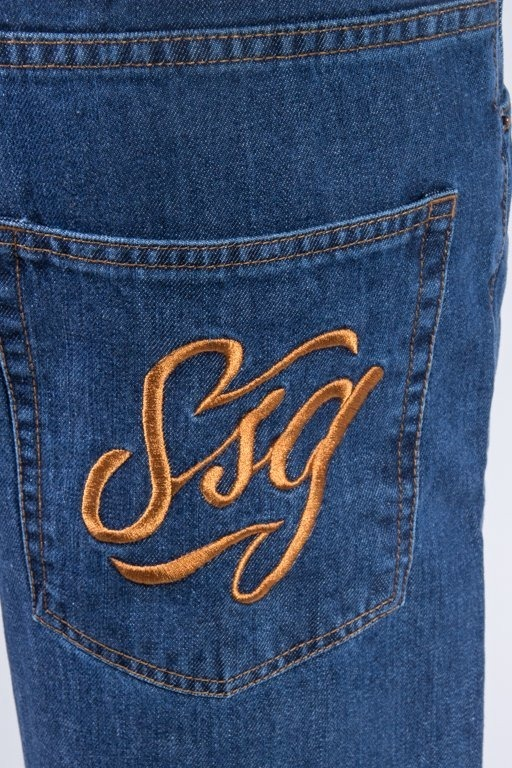 SSG JEANS REGULAR SSG TAG MEDIUM