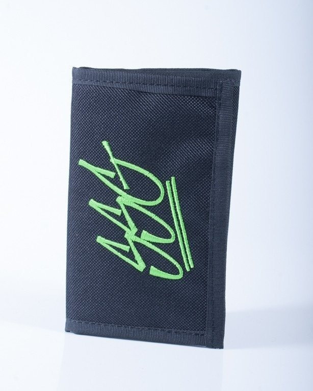 SSG PORFEL CALIGRAPHY BLACK-GREEN